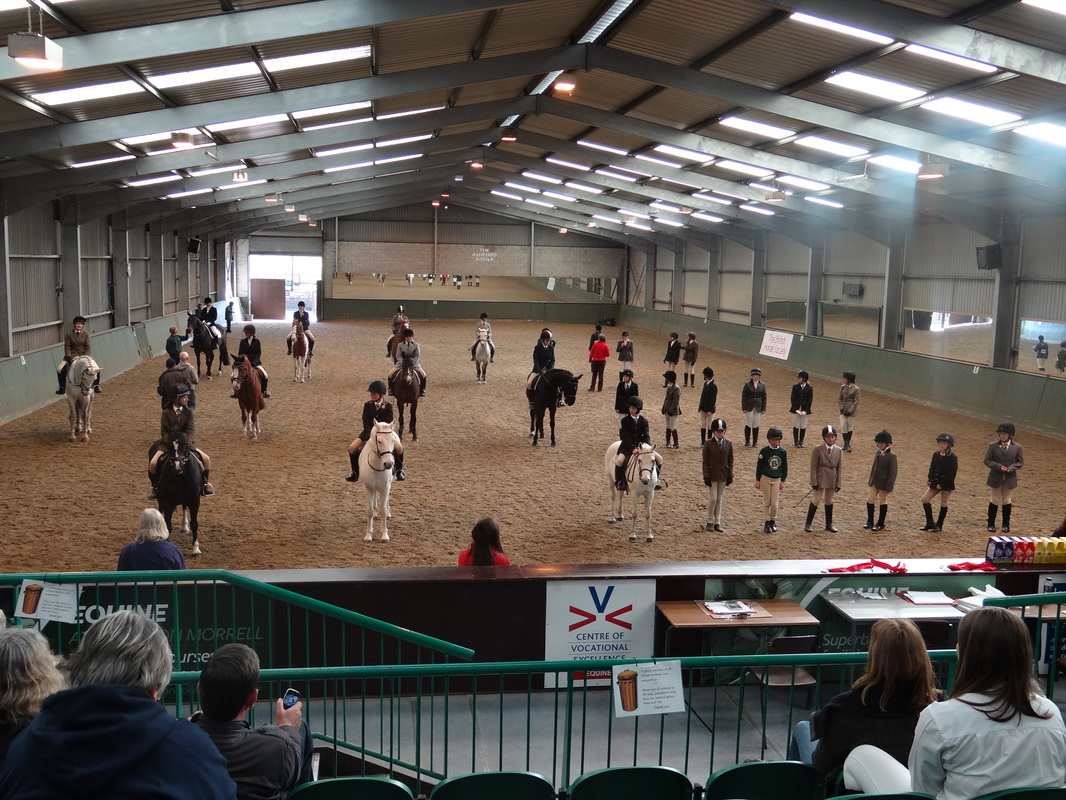 Bhs Equestrian 2014 Arundel Riding Centre